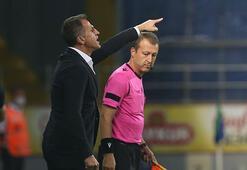 Tomas: 20 yıldır Türkiyedeyim böyle penaltı görmedim