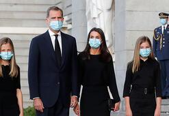 İspanya Kralının kızı corona virüs karantinasına alındı