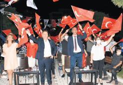 MHP'li Akçay'dan Ergün'e ziyaret