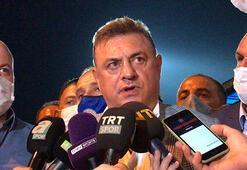 Hasan Kartal: Hakemin cezalandırılması lazım
