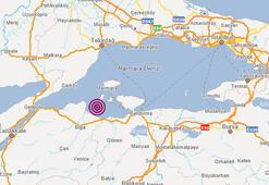 Deprem mi oldu 12 Eylül AFAD son depremler listesi...