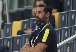 Fenerbahçede Volkan Demirel kulübeye indi