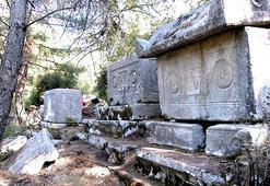 Antalyanın gözlerden uzak antik kenti; Trebenna