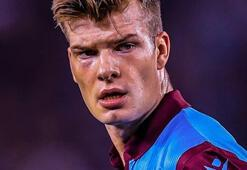 Son dakika | Trabzonspordan Alexander Sörloth açıklaması