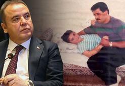Antalya Büyükşehir Belediye Başkanı Böcekin eski eşinden duygusal paylaşım: Oğlumuz için