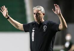 Corinthiansta teknik direktör Tiago Nunesin görevine son verildi