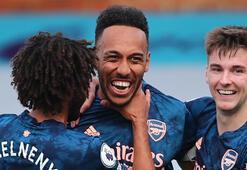 Arsenalde Willian rüzgarı Tam 3 gol...