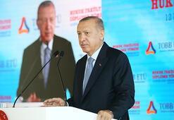 Cumhurbaşkanı Erdoğandan önemli açıklamalar: Milli iradeyi hakim kıldık