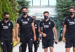 Beşiktaş, Süper Ligdeki ilk maç için Trabzona gitti