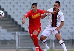 Fatih Karagümrük - BTC Türk Yeni Malatyaspor: 3-0