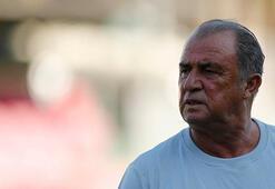 Galatasarayda Fatih Terimden transfer açıklaması