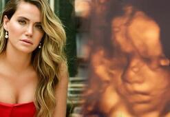 Talia bebek göründü Aynı annesi...