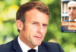 Macron'un Türkiye husumeti