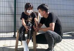 Yunan askeri rezaleti 8 yaşındaki kız dehşeti yaşadı
