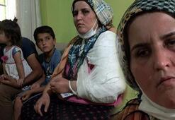 Vanda eve giren soyguncular, anne ve 2 çocuğuna dehşeti yaşattı