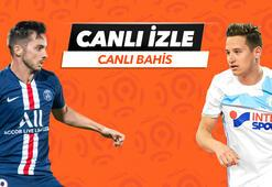 PSG - Marsilya maçı Tek Maç ve Canlı Bahis seçenekleriyle Misli.com'da
