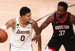 NBAde Los Angeles Lakers, Batı Konferansı finaline çıktı