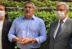 AK Partiden orman yangınıyla ilgili iddialara yalanlama