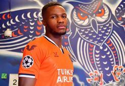 Son dakika transfer haberleri - Başakşehir Bolingoli Mbomboyu resmen açıkladı