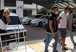 Yolcu otobüsünde uyuşturucu sevkiyatı 4 kişi tutuklandı