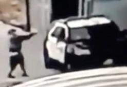 Los Angelesta iki polis memuru tuzağa düşürülerek vuruldu