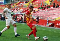 Hes Kablo Kayserispor - Kasımpaşa: 1-0