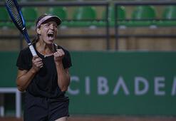 İstanbulda şampiyon Maria Tig