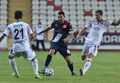 Antalyaspor - Gençlerbirliği: 2-0