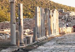 'Patara Yılı'nda antik kent çalışmaları hızlandı