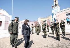 Yunan Cumhurbaşkanı'ndan Meis'e tahrik ziyareti