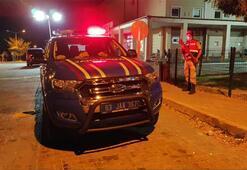 İşçileri taşıyan kamyonet devrildi: 7 yaralı