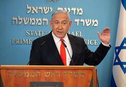 Netanyahudan normalleşme anlaşmalarıyla ilgili açıklama
