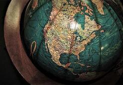 Kuzey Amerika Haritası (Fiziki & Siyasi): Kuzey Amerika Kıtasında Olan Ülkeler, Akarsular, Göller Nelerdir