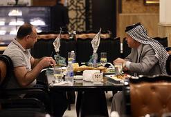 Bağdatta restoranlar 7 ay sonra açıldı