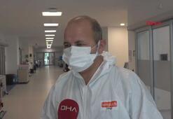 Coronayı yenen hemşire: Bir nefes çekmeye hasret kalarak ağlayan hastalarımız var