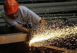 Son dakika: Sanayi üretimi arttı