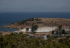 Yunanistan yanan Moria kampı yerine kalıcı bir mülteci merkezi inşa edecek