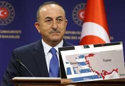 Son dakika I Bakan Çavuşoğlundan flaş Sevilla Haritası açıklaması