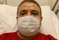 Antalya Belediyesi duyurdu Başkan Böcekin akciğerlerinde iyileşme izlenmektedir