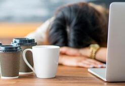Ağrı, halsizlik ile ortaya çıkıyor Kronik yorgun olabilirsiniz
