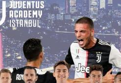 Juventus Akademi top başı yapıyor