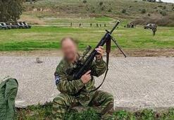 Son dakika... Yunan ordusunda skandal Bu pozu verip...