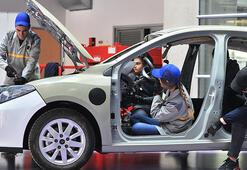 Ağustosta otomobil üretimi yüzde 45 arttı