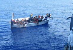 TCG Bozcaada Korveti, 37 göçmeni kurtardı