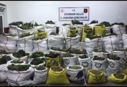 Diyarbakırda narko-terör operasyonu