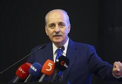 AK Parti Genel Başkanvekili Kurtulmuş El Bab ve Afrindeki terör saldırısını kınadı
