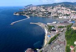 Zonguldak Haritası: Zonguldak İlçeleri Nelerdir Zonguldak İlinin Nüfusu Kaçtır, Kaç İlçesi Vardır