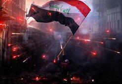 Bağdat'ta Yeşil Bölge'ye füzeli saldırısı