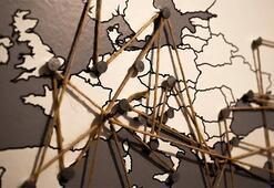 Avrupa Birliği Haritası: Avrupa Birliğinde Bulunan Kurucu Ve Üye Ülkeler Haritası (Türkçe)