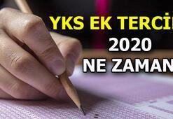 YKS ek tercihler ne zaman YKS ek tercihi 2020 sayfası açıldı mı ÖSYM giriş
